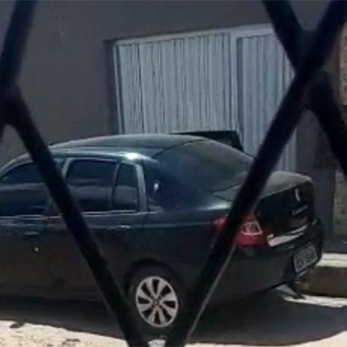 Família é feita refém em arrastão durante o jogo do Brasil no Piauí