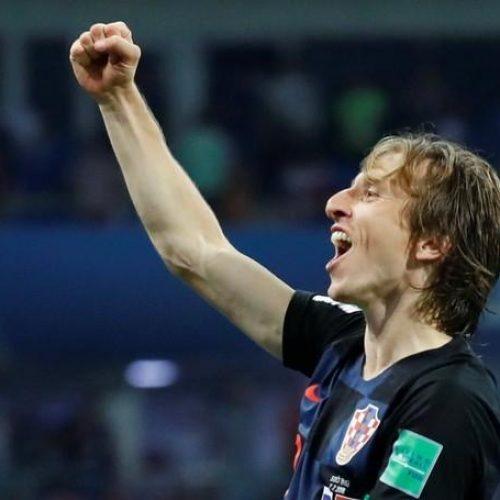 Modric revela promessa caso Croácia vença a Copa do Mundo