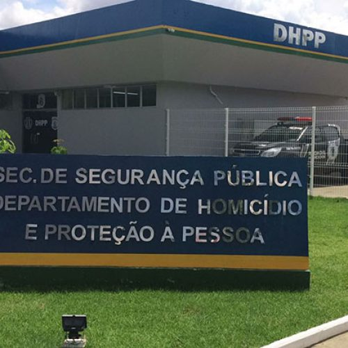 Suspeito de três homicídios no Piauí é preso em Brasília