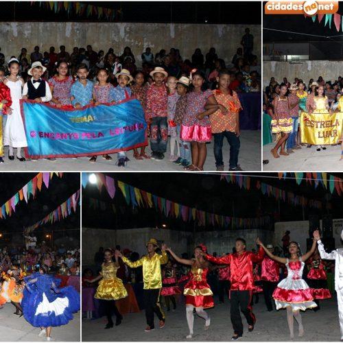 JAICÓS | Escola Francisco Crisanto realiza XIV Arraiá e reúne grande público