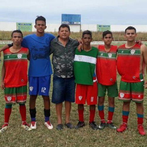 Jovens atletas de Jaicós e Padre Marcos estão em fase de testes no Ceará