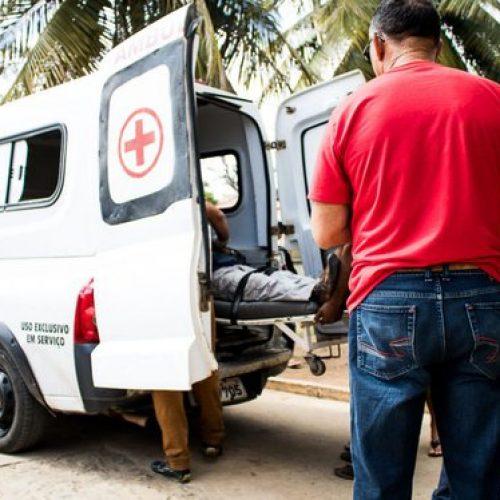 Dois homens ficam feridos após acidente de motocicleta na zona rural de Pio IX