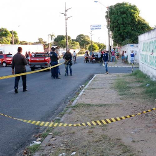 Dono de academia é assassinado durante assalto no PI