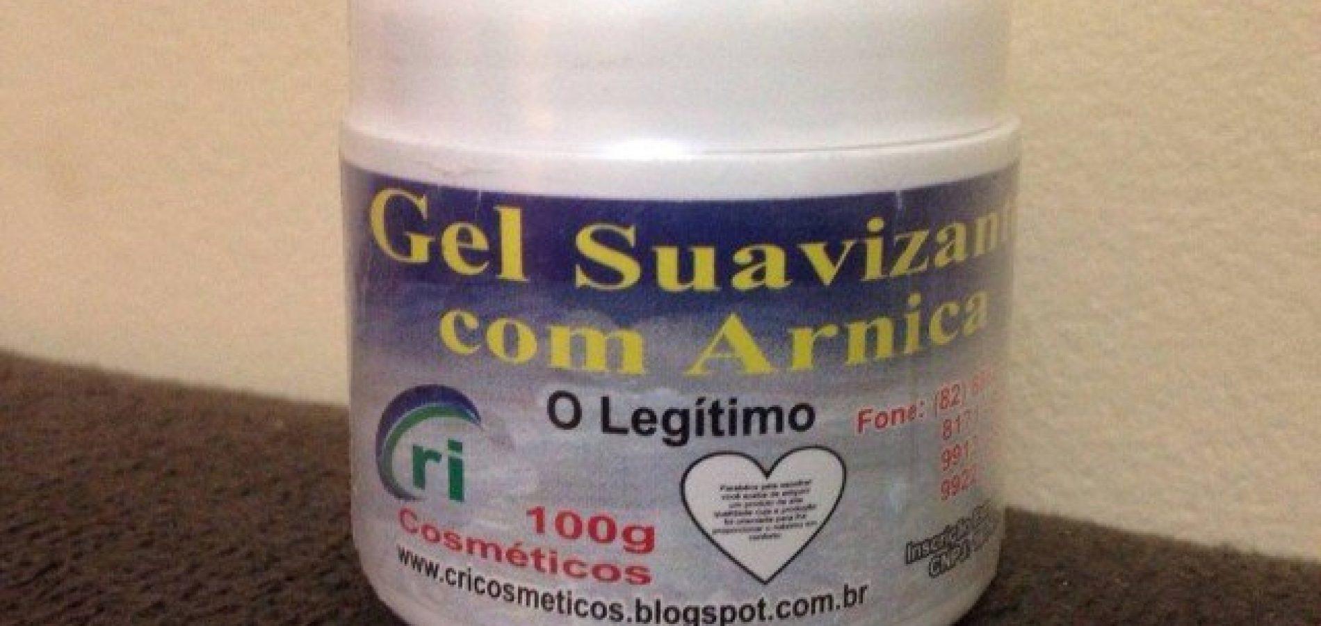 Anvisa proíbe venda de gel de arnica, Sebo de Carneiro e Doutorzinho