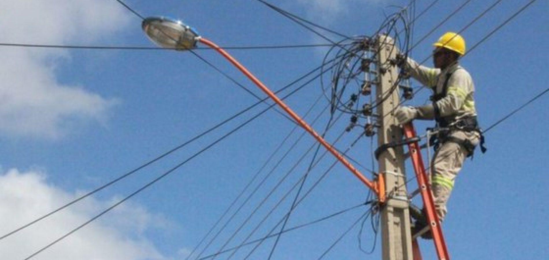 Belém do Piauí e mais cinco municípios vão ficar sem energia elétrica nesta quinta