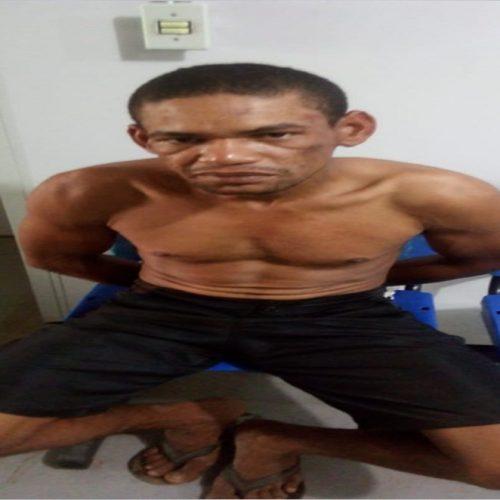 Homem é preso por posse ilegal de arma e suspeita de roubos em Picos