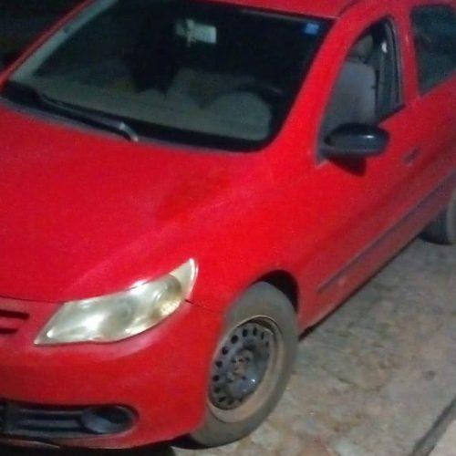 Força Tática de Simplício Mendes apreende carro roubado e prende uma pessoa em Isaías Coelho