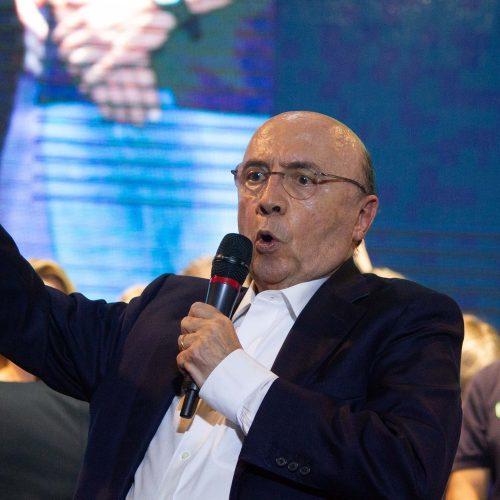 MDB oficializa Henrique Meirelles em Convenção sem definição de vice