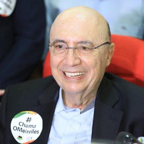 Meirelles diz que será o escolhido do MDB para disputar eleições