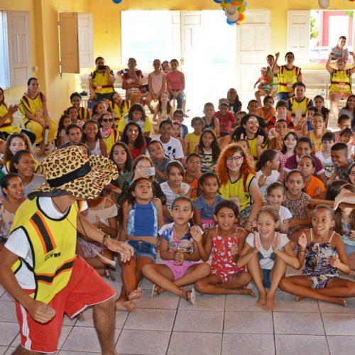 Em Massapê, Impacto Sertão leva alegria e ensinamentos sobre o amor de Deus às crianças