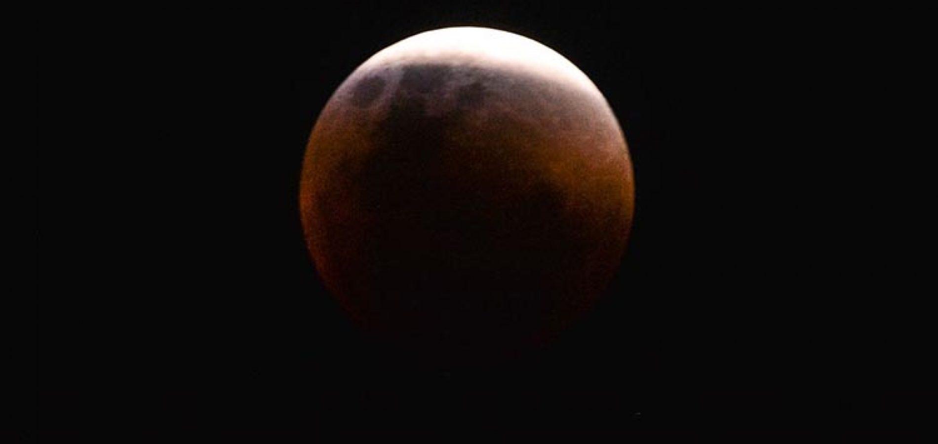 Maior eclipse lunar do século poderá ser visto no Piauí