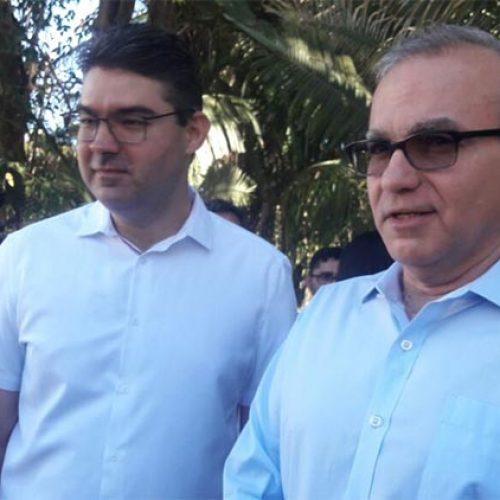 Ao lado de Firmino, Luciano diz que há espaço para MDB na chapa de oposição