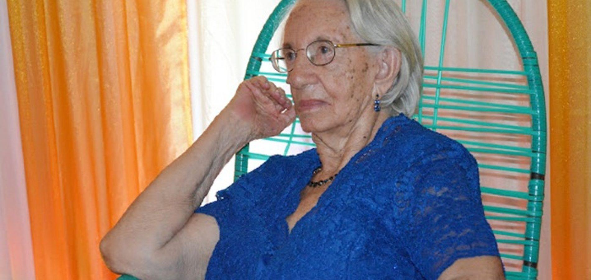 GENTE EM EVIDÊNCIA | Matriarca da família Odon comemora seus 83 anos