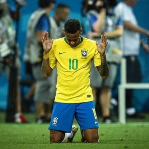 Em propaganda, Neymar diz que desmoronou na Copa do Mundo da Rússia