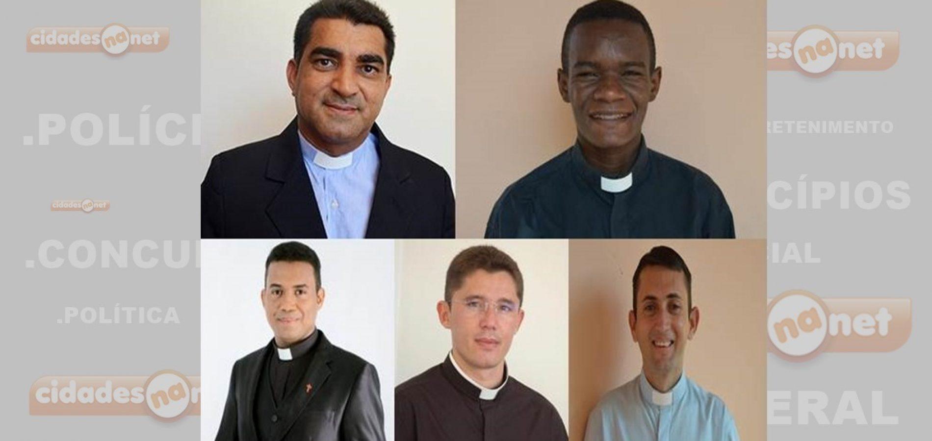 Dom Plínio anuncia transferências e nomeações de cinco padres da Diocese de Picos