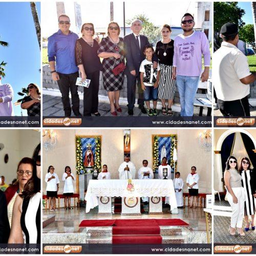 Ato cívico e missa marcam as comemorações do aniversário de 61 anos de Monsenhor Hipólito
