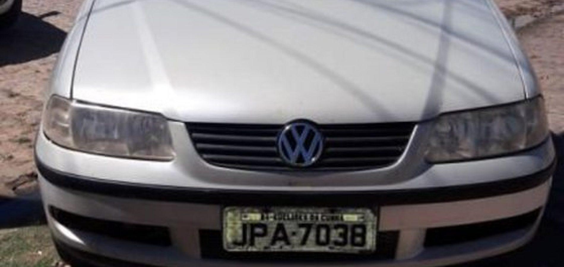 Polícia prende homem em Campo Grande do PI acusado de latrocínio contra taxista na Bahia