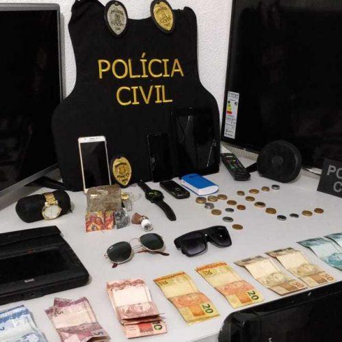 Tráfico de drogas: polícia civil deflagra operação e cumpre 8 mandados no Piauí