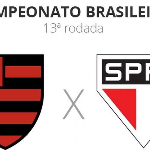 Rodada #13: tudo o que você precisa saber sobre Flamengo x São Paulo