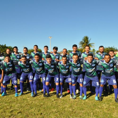 'Copa Verde de Futebol' é oficialmente aberta e Jacobina do Piauí estreia com vitória