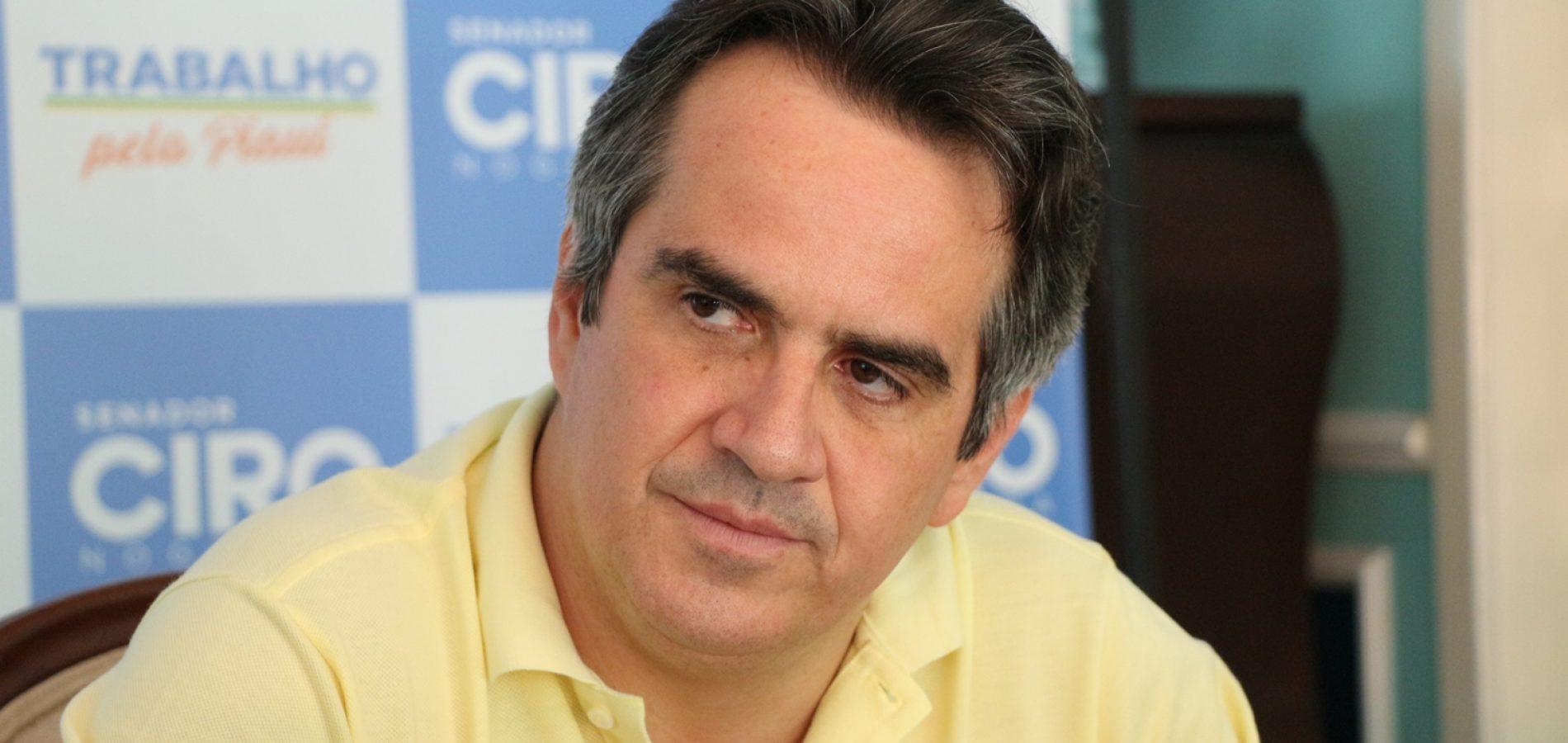Ciro Nogueira assegura R$ 306 milhões em 2019 para cidades do Piauí