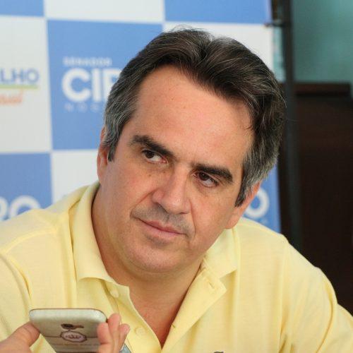 Ciro Nogueira diz que está animado com resultado da pesquisa Ibope