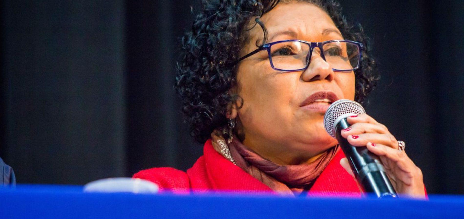 PSTU confirma candidatura de Vera Lúcia e não fará coligação