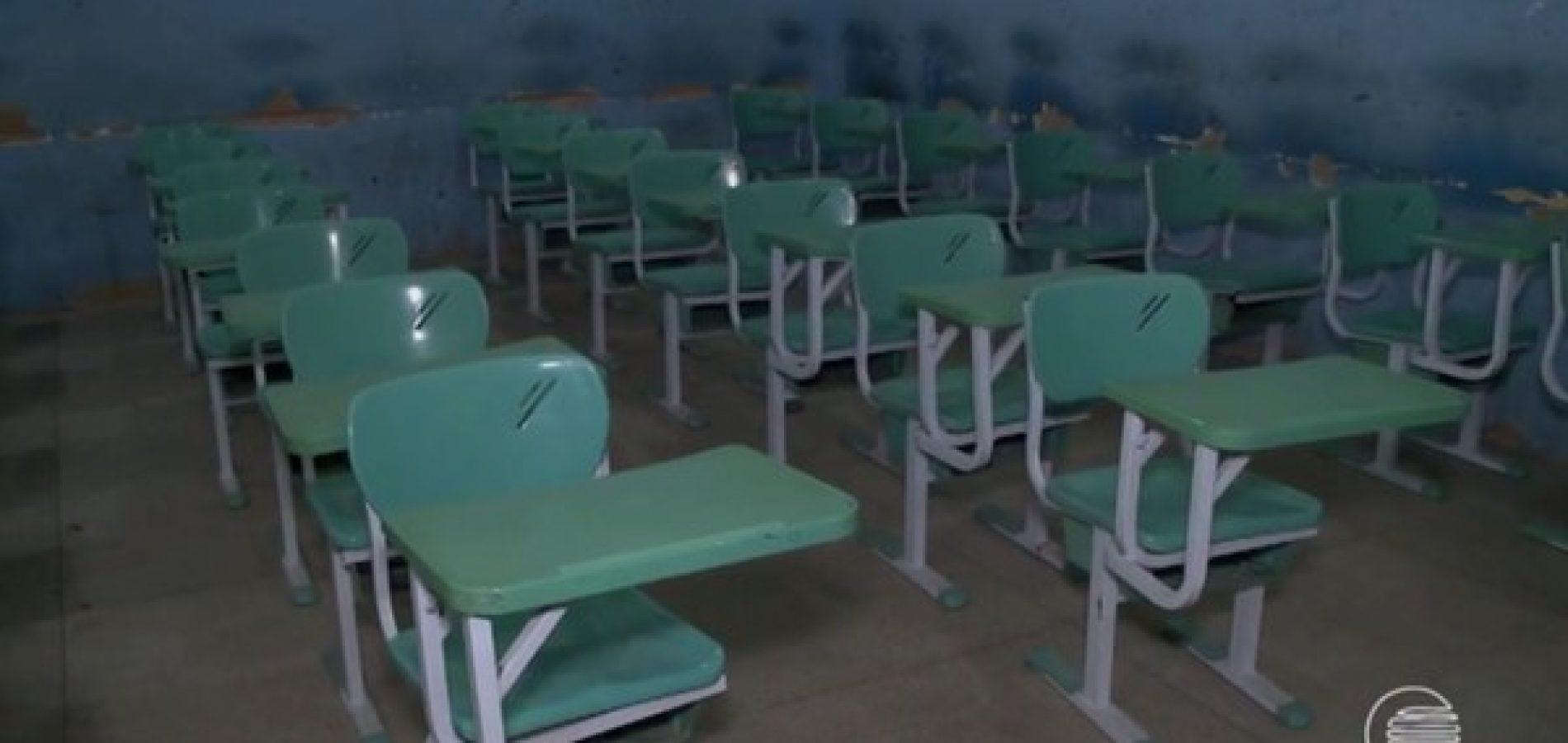 Há menos de três meses para o Enem, alunos sofrem com a falta de aulas no Piauí