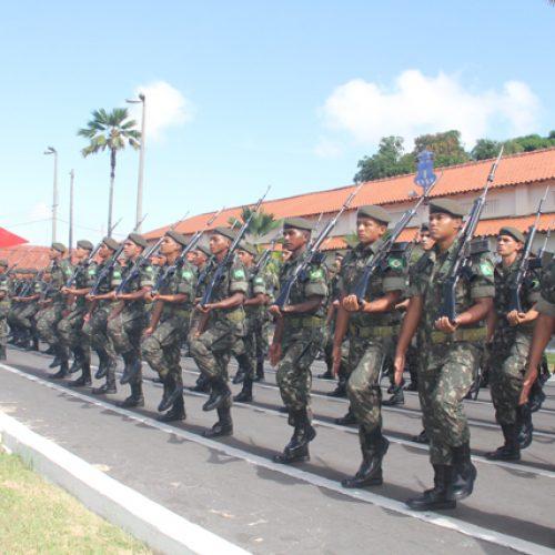 2º BEC abre seleção para oficiais técnicos e sargento no Piauí