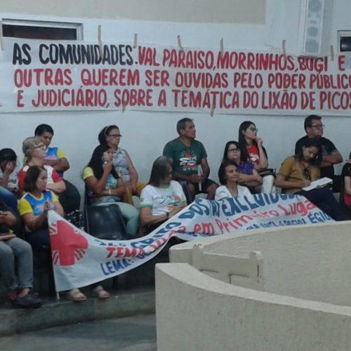 Picos promove o 24º Grito dos Excluídos