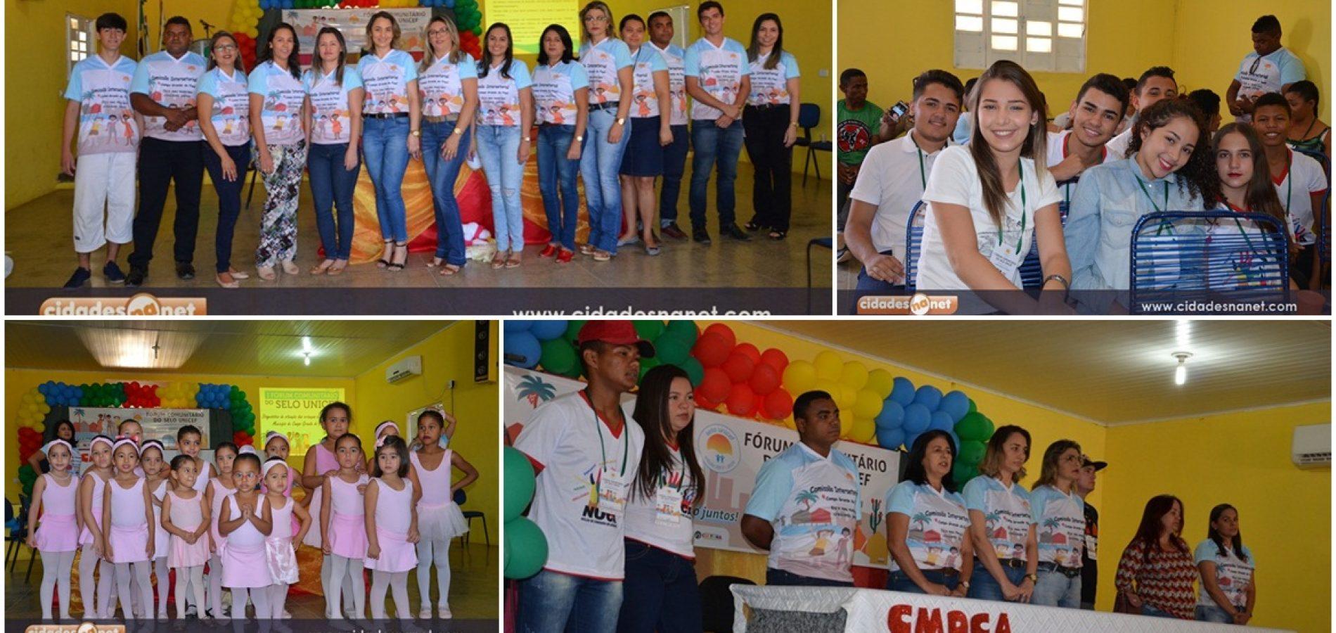 CAMPO GRANDE | Fórum Comunitário discute políticas públicas para a criança e o adolescente