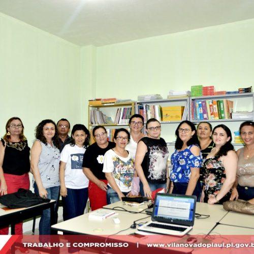 Educação de Vila Nova promove oficina para Elaboração de Proposta Curricular Municipal