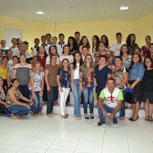 I Fórum Comunitário do Selo Unicef é realizado em Caldeirão Grande do Piauí