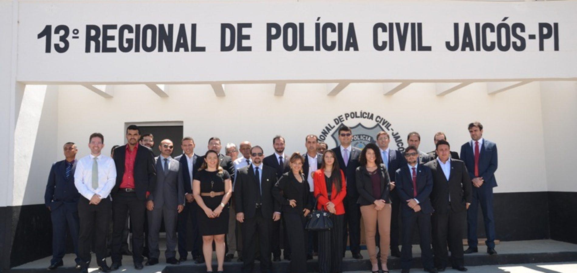OAB inaugura Sala dos Advogados em Jaicós