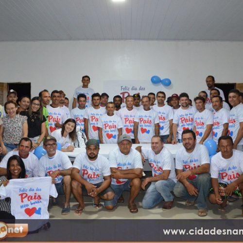 Social de Jacobina do PI realiza comemoração de dia dos pais com integrantes do Serviço de Convivência
