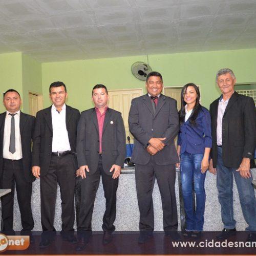 Câmara de Patos do Piauí realiza sessãode abertura dos trabalhos legislativos