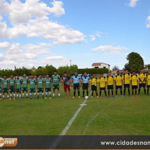 Torneio Municipal de Futebol é aberto em Geminiano
