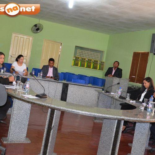 Câmara de Patosdo Piauí realiza sessão e aprova Resolução