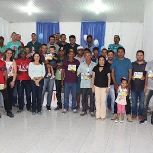 Social de Simões realiza comemoração para os pais do Criança Feliz e Serviço de Convivência