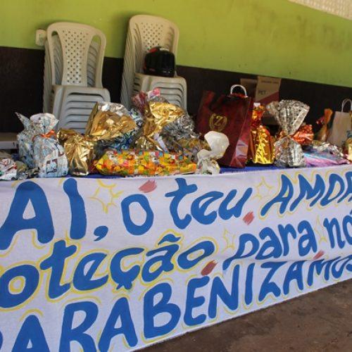 Prefeita Maria José promove Dia de Lazer para pais santanenses