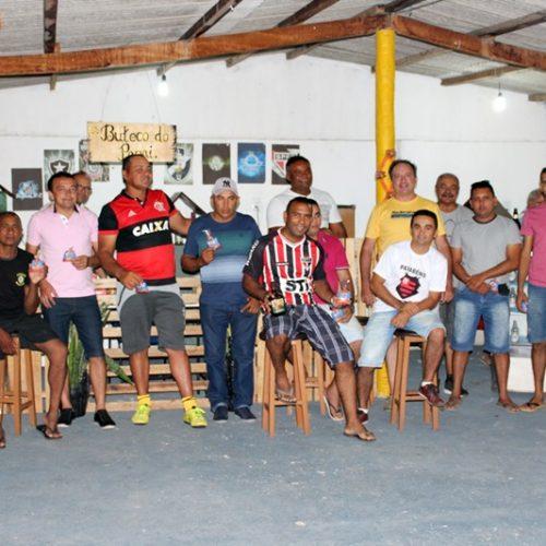 FOTOS | Comemoração de dia dos pais da Escola Pequeno Polegar em Jaicós