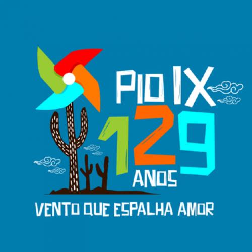 Passeio ciclístico movimenta programação de 129 anos de Pio IX no domingo (5)