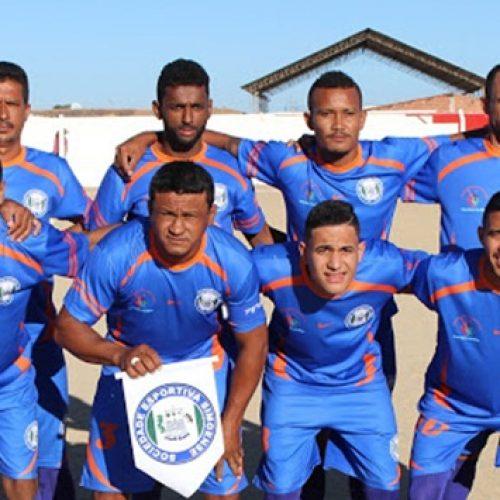 Seleção de Simões inicia com vitória no 1º Campeonato Amador Interestadual de Marcolândia