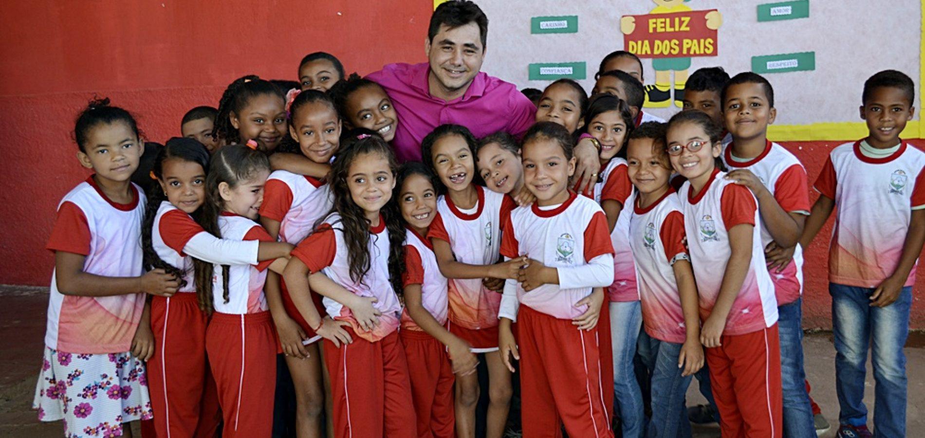 IDEB de Padre Marcos supera metas do Ministério da Educação