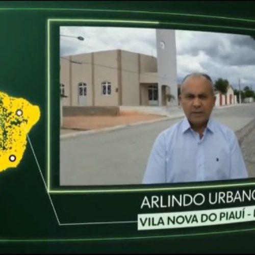 """Vila-novense participa do quadro """"O Brasil Que eu Quero"""" da Rede Globo, veja o vídeo!"""