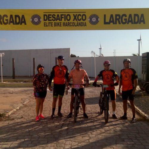 Equipe 'Amigos do Pedal' de Alegrete do PI conquista prêmios em 3 categorias no I Desafio XCO Elite Bike Marcolândia