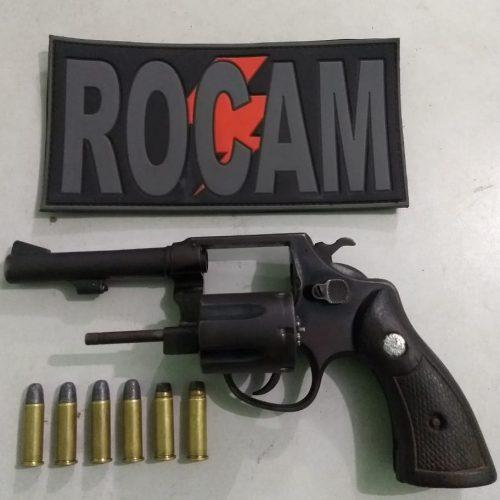 Adolescente de 15 anos é apreendido com arma de fogo no Piauí