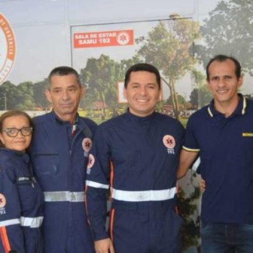 SAMU ajuda a salvar vida de homem alvejado com 12 tiros no Piauí