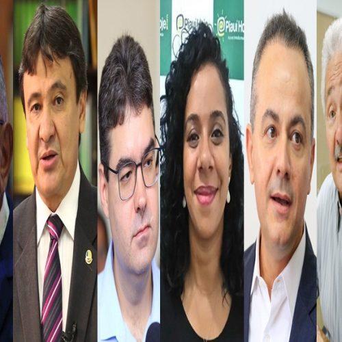Piauí tem nove candidatos a governador; veja quais