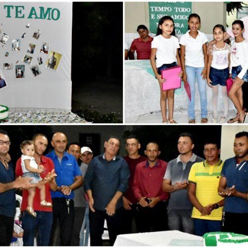 VILA NOVA | Escolas do povoado São João Batista realizam festa em comemoração ao dia dos pais